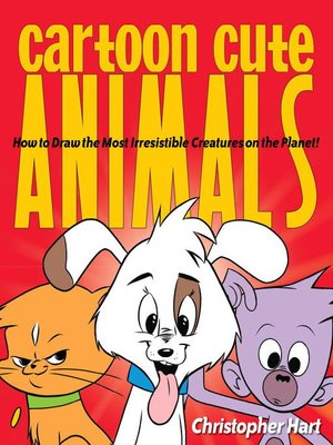 cover image of Cartoon Cute Animals